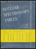 Nuclear Spectroscopy Tables