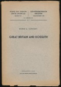 Great Britain and Kossuth