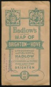 Map of Brighton and Hove