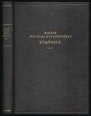 A Magyar Tudományos Akadémia Tihanyi Biológiai Kutatóintézetének Évkönyve 1955-56. Vol. XXIV. Annales Instituti Biologici (Tihany) Hungaricae Acaemiae Scientiarum