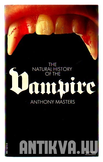 The Natural History of the Vampire