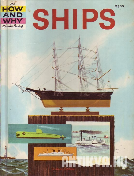 The How and Why Wonder Book of Ships