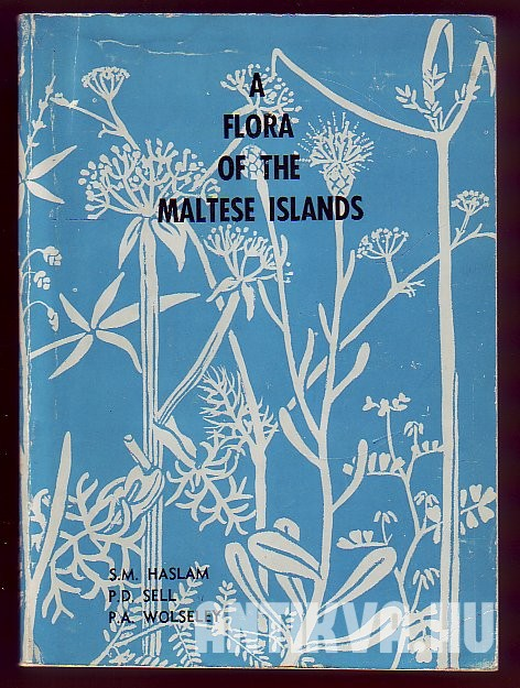 A Flora of the Maltese Islands