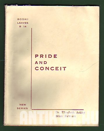 Pride and Conceit