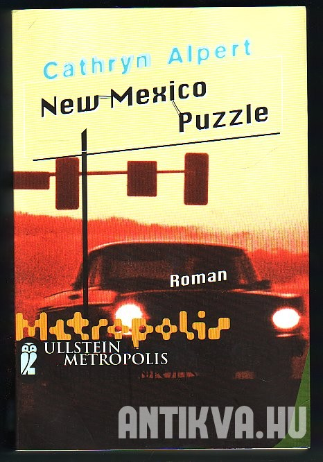 New Mexico Puzzle