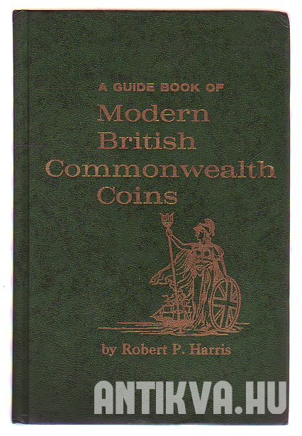 A Guide Book of Modern British Commonwealth Coins