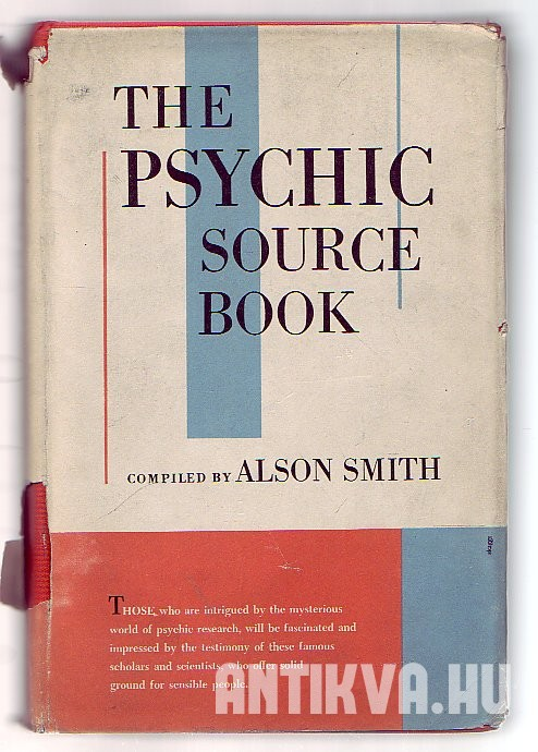 The Psychic Source Book