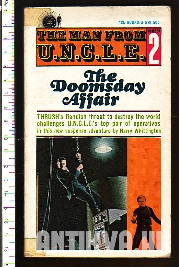 The Man from U.N.C.L.E. 2. The Doomsday Affair