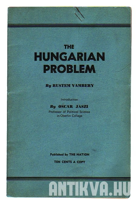 The Hungarian Problem