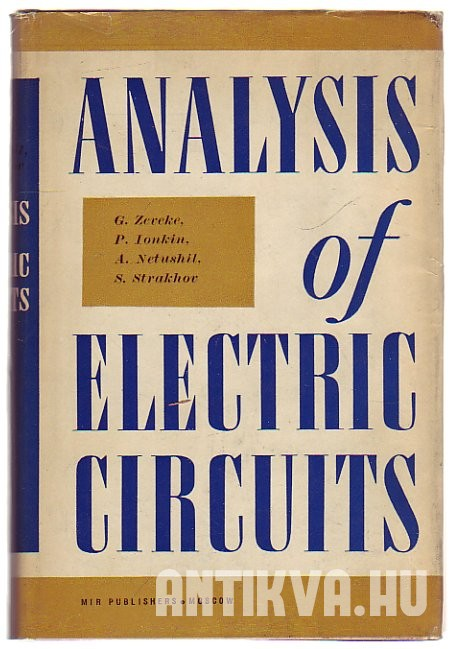 Analysis of Electric Circuits