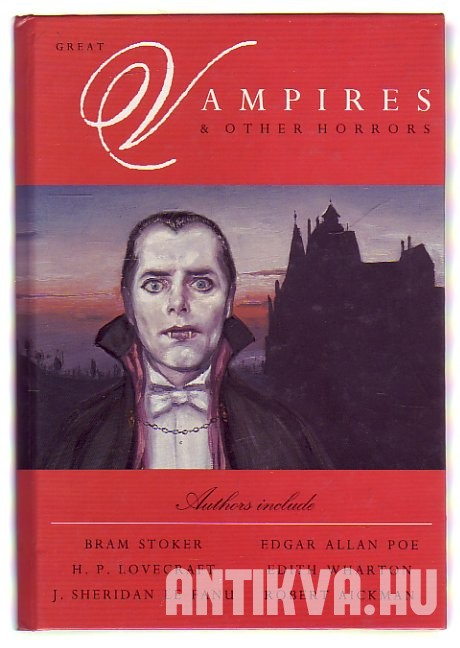 Great Vampires & Other Horrors
