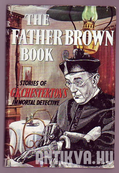 The Father Brown Book