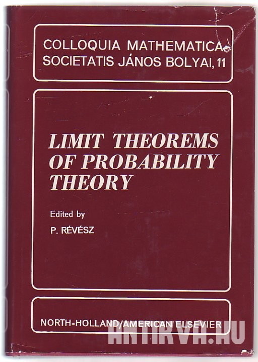 Limit Theorems of Probablility Theory