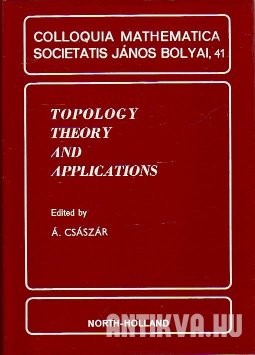 Topology Theory and Applications