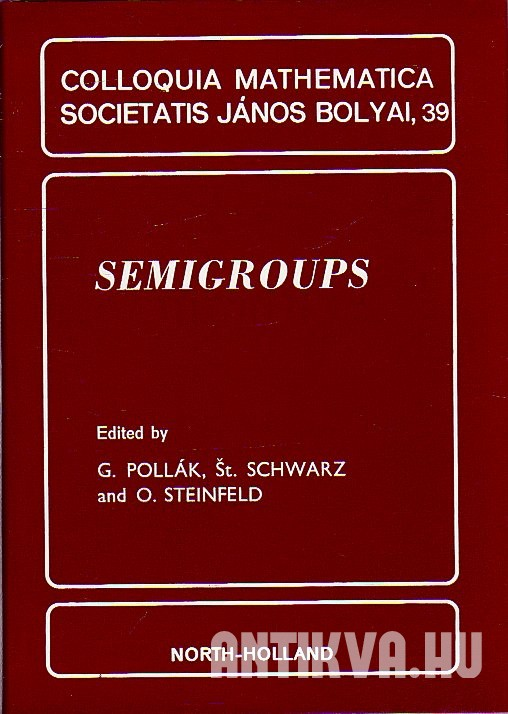 Semigroups. Structure and Universal Algebric Problems