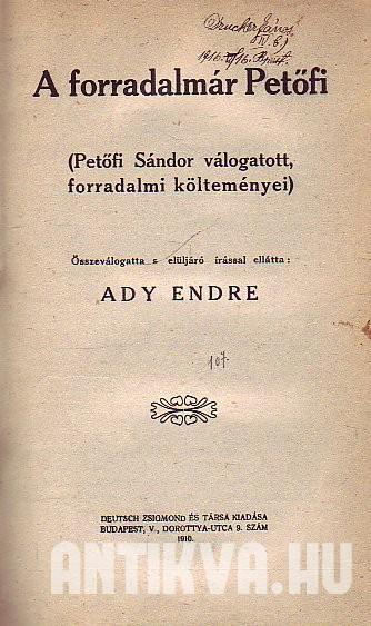 """Képtalálat a következőre: """"PETŐFI SÁNDOR coriolanus"""""""