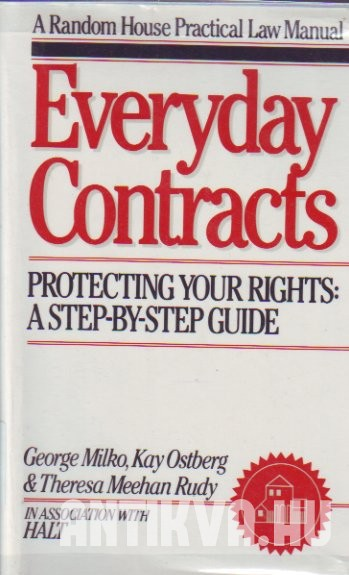Everyday Contracts Protecting Your Rights A Step-by-Step Guide