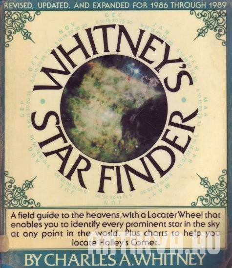 Whitney's Star Finder: A Field Guide to the Heavens