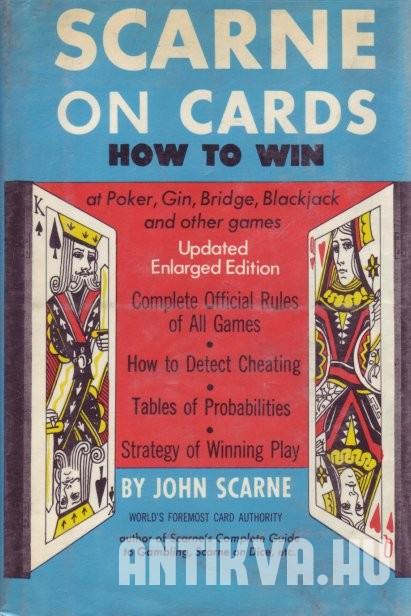 Scarne on Cards How to Win