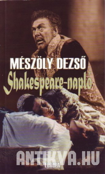 Shakespeare-napló