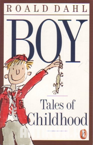 Boy. Tales of Childhood