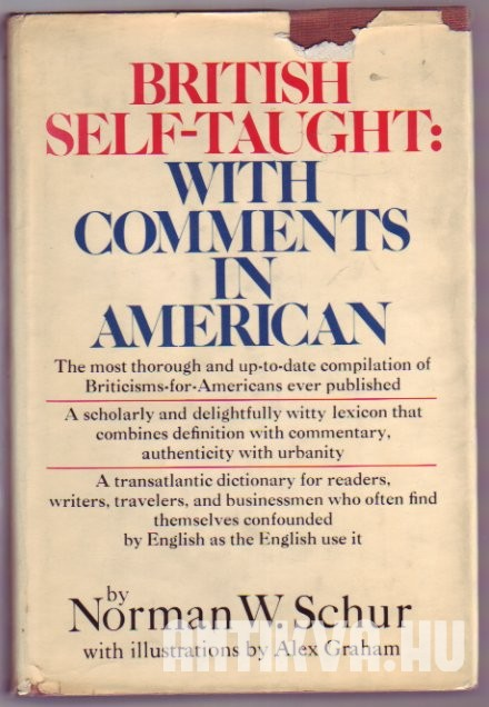 British Self-Taught with Comments in American