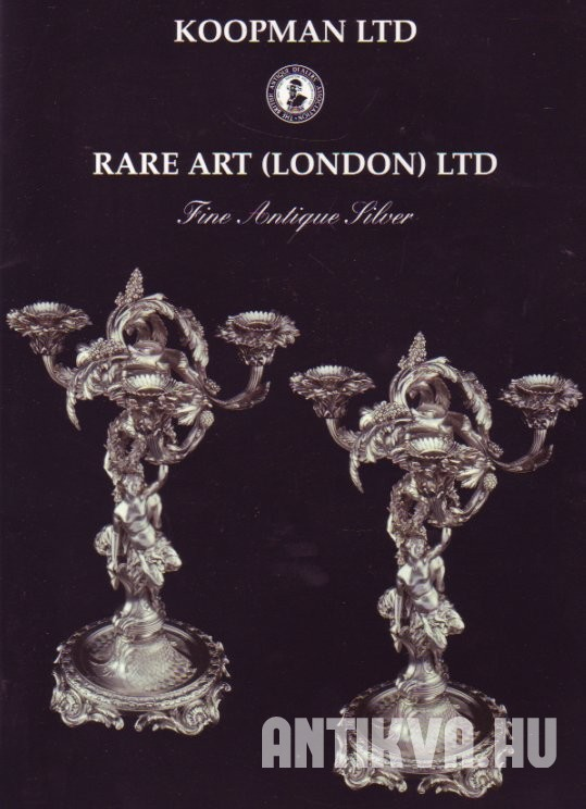 Rare Art (London) Ltd. Fine Antique Silver