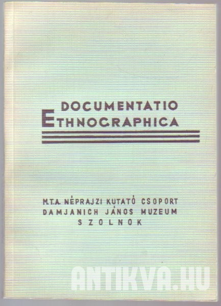 Documentatio Ethnographica