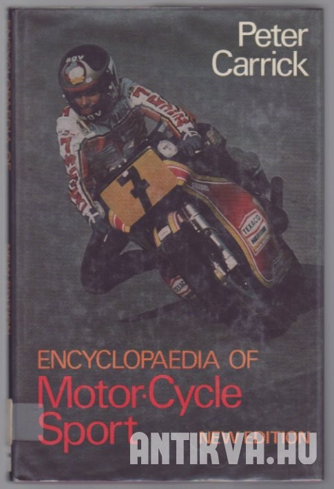 Encyclopaedia of Motor-Cycle Sport