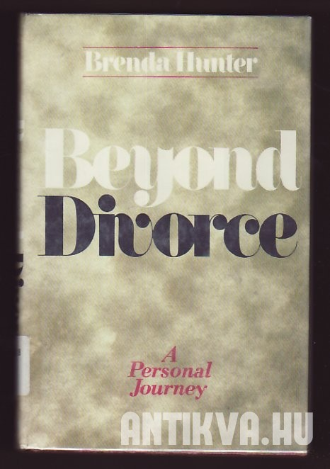 Beyond divorce: A personal journey