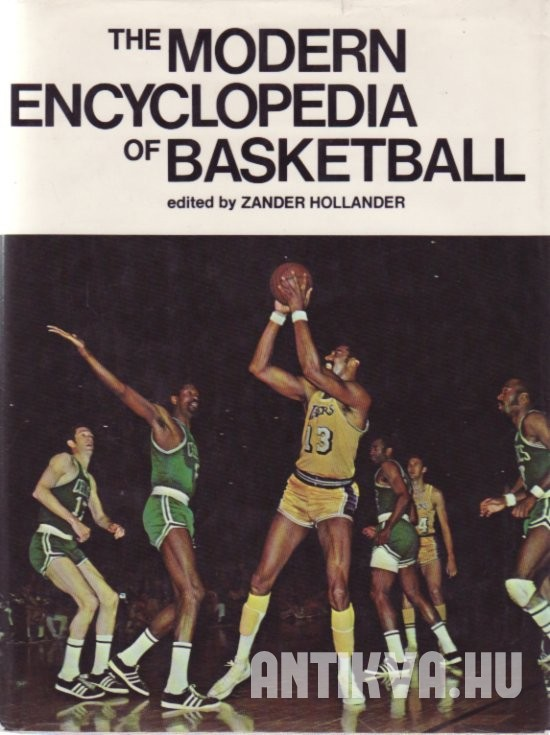 The Modern Encyklopedia of Basketball