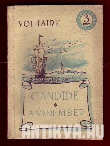 Candide; A vadember