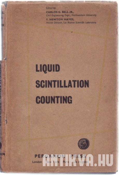 Liquid Scintillation Counting