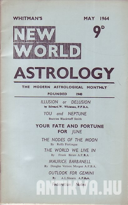 New World Astrology No. 283.