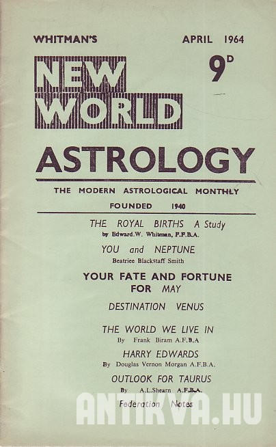 New World Astrology No. 282.