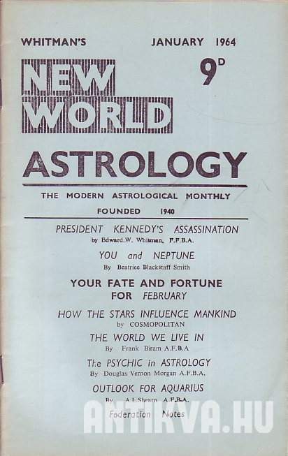 New World Astrology No. 279.