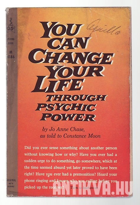 You Can Change Your Life Through Psychic Power