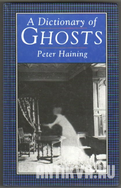 A Dictionary of Ghosts