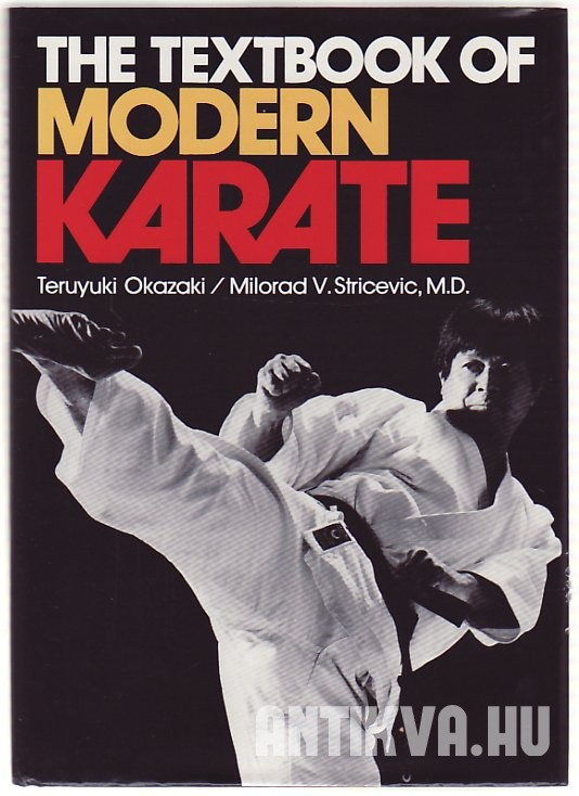 The Textbook of Modern Karate