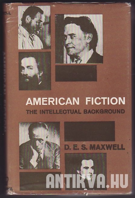 American Fiction. The Intellectual Background
