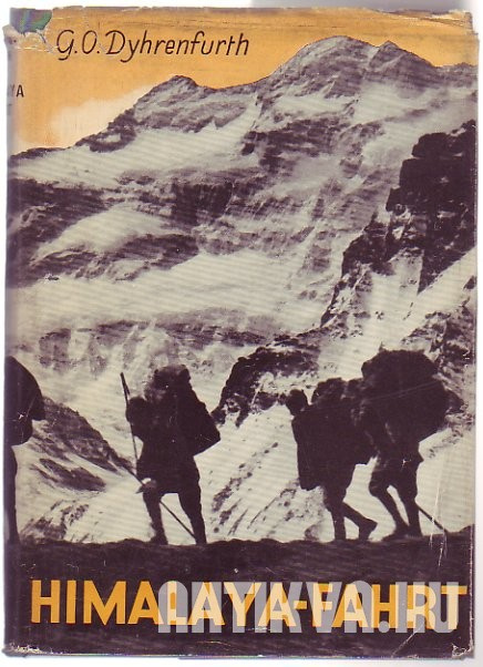 Himalaya-Fahrt. Unsere Expedition 1930