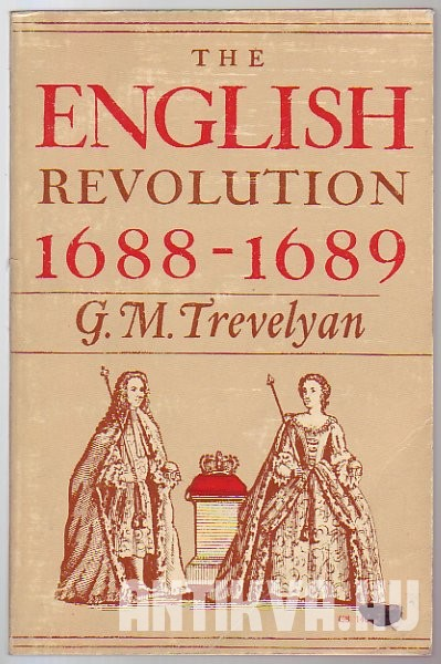 The English Revolution 1688-1689