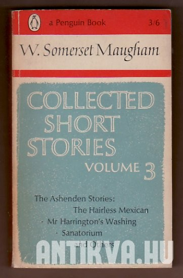Collected Short Stories. III.