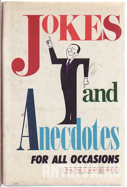 Jokes and Anecdotes for All Occasions