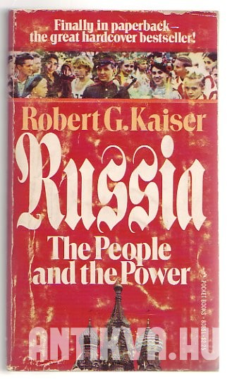 Russia. The People and the Power