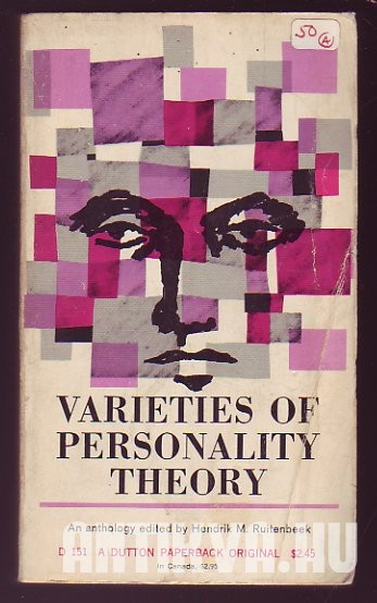 Varieties of Personality Theory