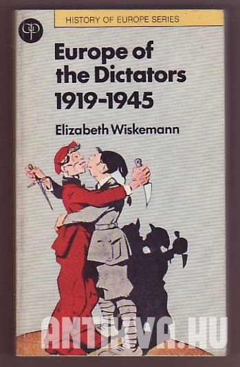 Europe of the Dictators, 1919-1945