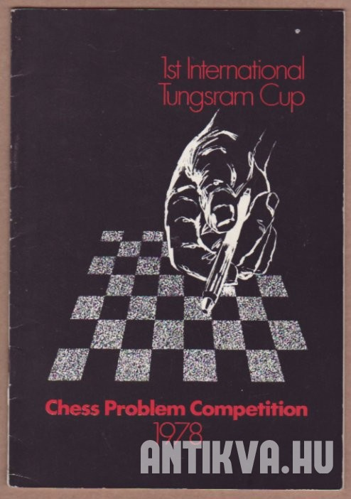 1st International Tungsram Cup Chess Problem Competition 1978