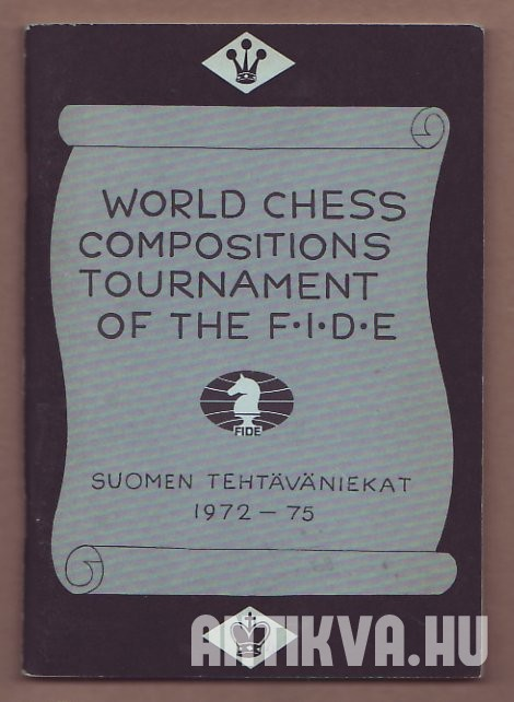 World Chess Compoitions Tournament of the F.I.D.E.