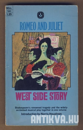 Romeo and Juliet, West Side Story